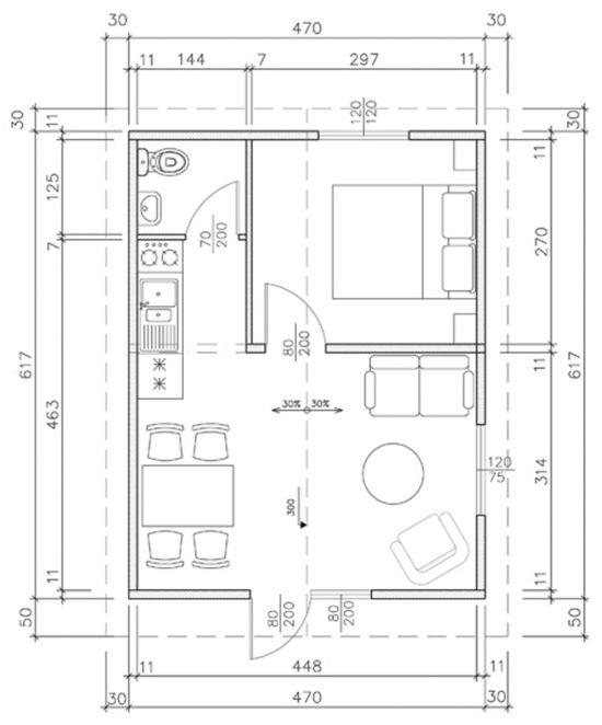 Схема на Класик 29