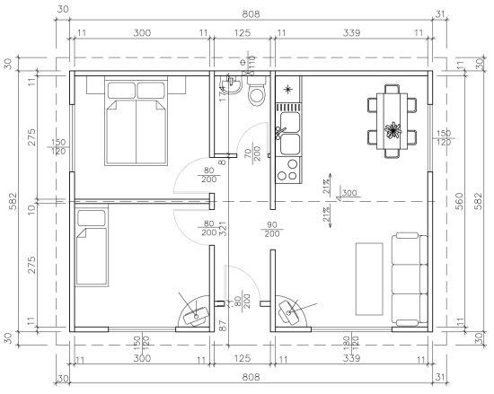 Схема на Класик 47