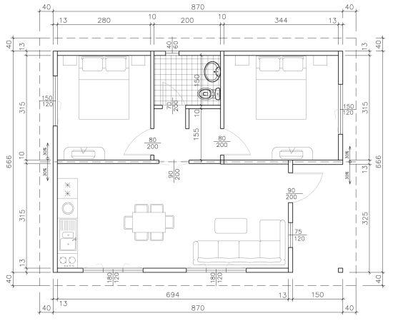 Схема на Стандарт 58B