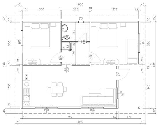 Схема на Стандарт 66B