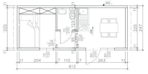 Схема на Возим контейнер 15